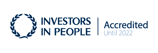 Investers in people logo