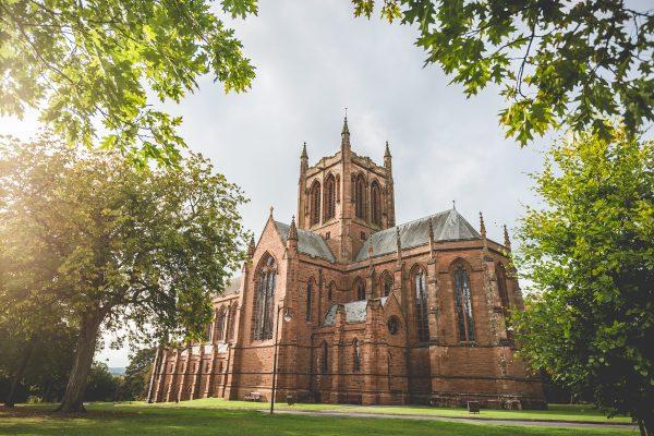 Crichton Church - Photo credit: Duncan Ireland