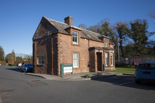 Hillhead House, The Crichton