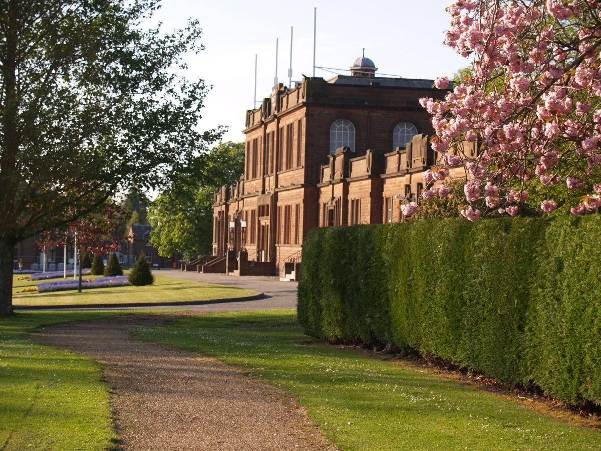 Easterbrook Hall Exterior Image