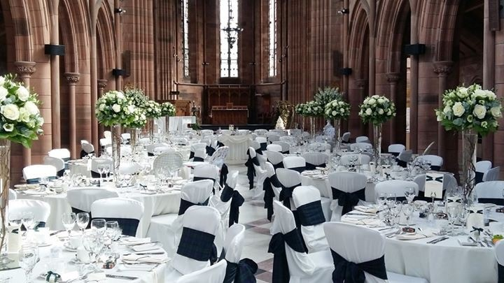 Easterbrook Hall Catering Services   The Crichton
