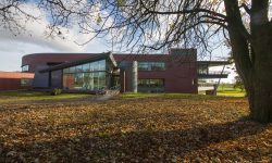 Dumfries & Galloway College Building, The Crichton