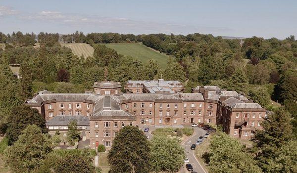 Crichton Hall, Crichton Estate, Dumfries